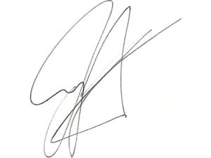Bon Jovi Signature